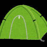 テント ワンタッチタイプのおすすめは?大型テントも探してみた。